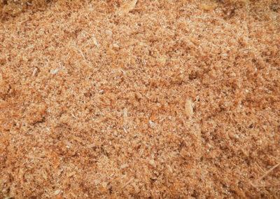 Pjuvenos/ Sawdust